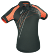 Tibhar GRIP_Lady_Shirt_black_neonorange.png