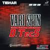 Tibhar, Okładzina Tibhar Vari Spin D.TecS